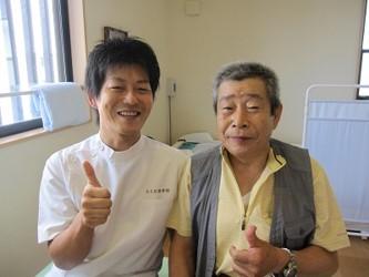 川崎様のお写真